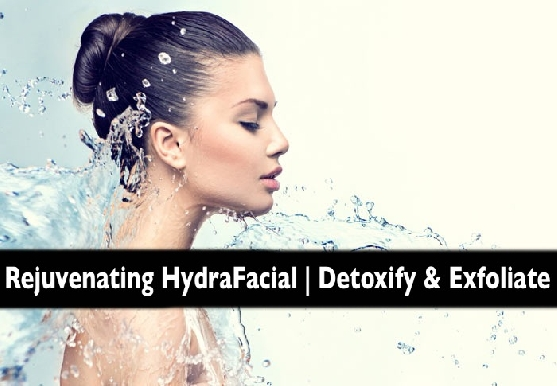 HydraFacial Treatment 1 session (AED329) or 2 sessions (AED599)