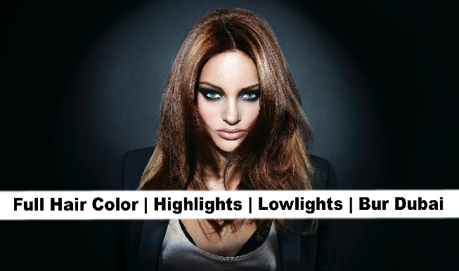 Full Hair Color or Highlights or Lowlights at Silver Star Ladies Salon