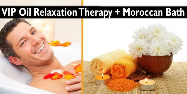 VIP Oil Therapy & Moroccan Bath Packages from AED99 - Baisan Spa Garhoud