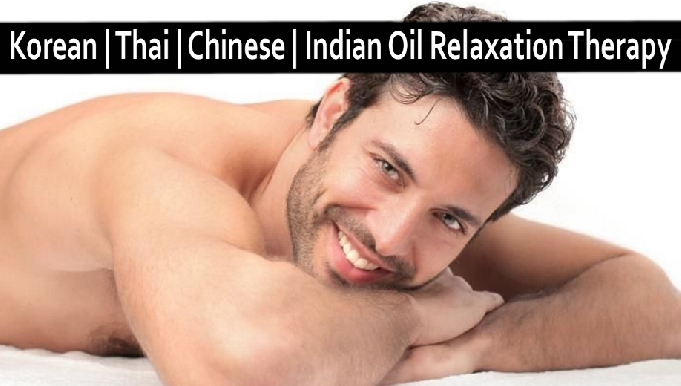 Korean | Vietnam | Thai | Indian 60mins Oil Therapy for only AED49