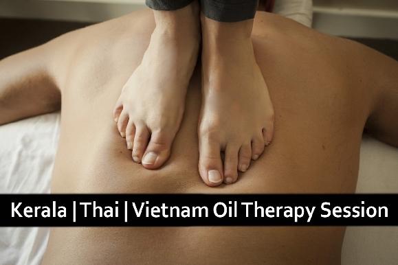 Kerala | Thai | Vietnam Oil Relaxation Therapy in Al Karama