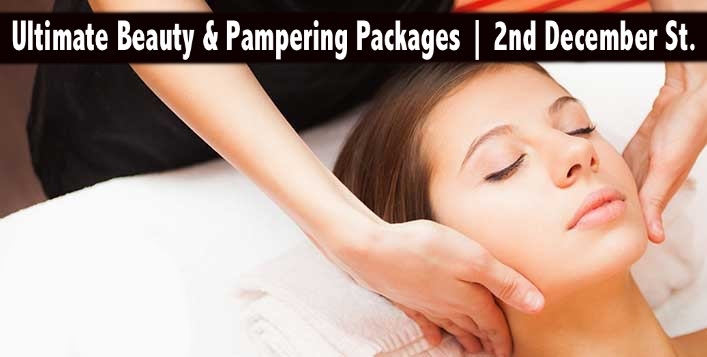 Ultimate Beauty & Pampering Package for only AED99 - Bodyline 2nd Dec St.