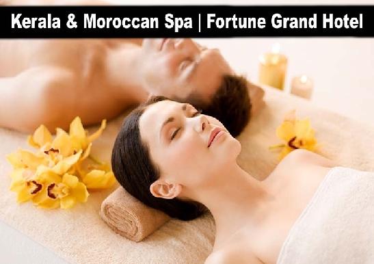 Arabic Oil Relaxation Therapy & Moroccan Bath - Fortune Grand Hotel