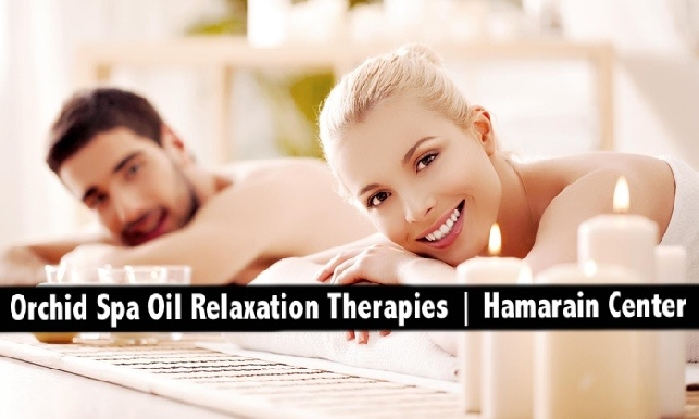 Orchid Spa Hamarain Center - Full Body Oil Relaxation Therapy 1hr