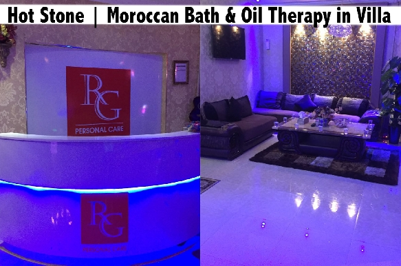 RG Spa Premium Villa Oil Therapy & Moroccan Bath Packages AED89*