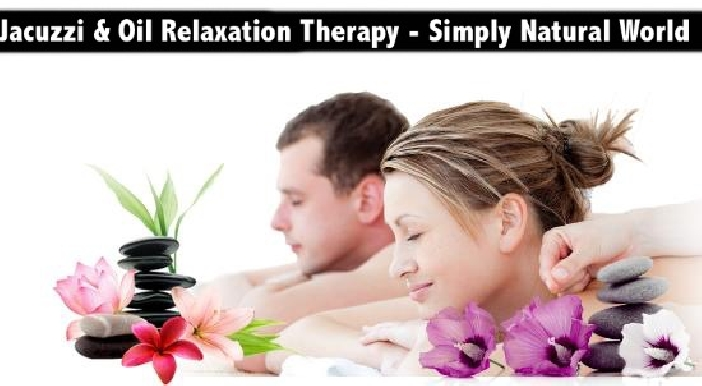 Jacuzzi & Oil Relaxation Therapy from only AED79 - Simply Natural World