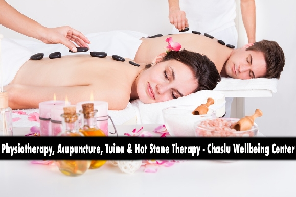 Physiotherapy, Acupuncture, Tuina & Hot Stone Therapy - Chaslu Jumeirah