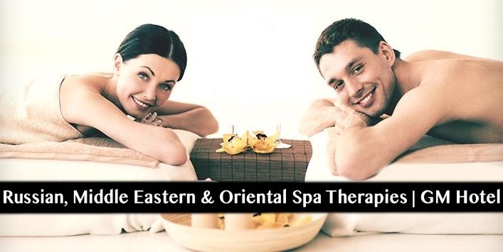Russian, Middle Eastern & Oriental Oil Therapies - GM Hotel Bur Dubai