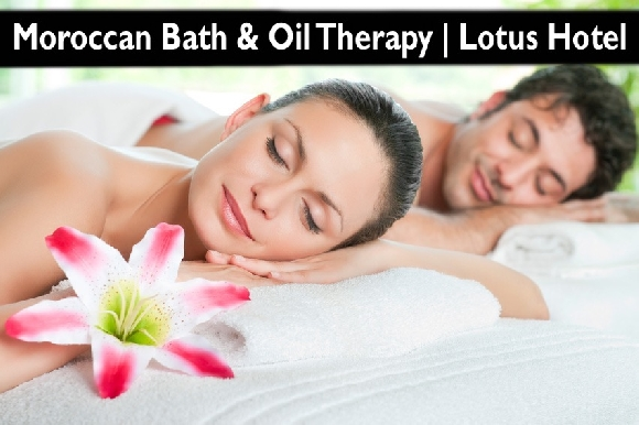 Lotus Hotel Oil Relaxation Therapy & Moroccan Bath in Abu Hail