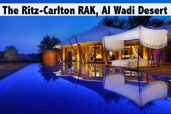 Staycation - The Ritz-Carlton Ras Al Khaimah, Al Wadi Desert