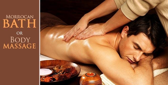 Al Warda Spa, Al Barsha 1 - Oil Relaxation Therapy & Moroccan Bath
