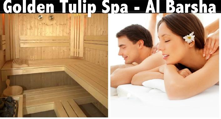 Golden Tulip Spa, Al Barsha - Arabic | Thai | Japanese Spa with Sauna
