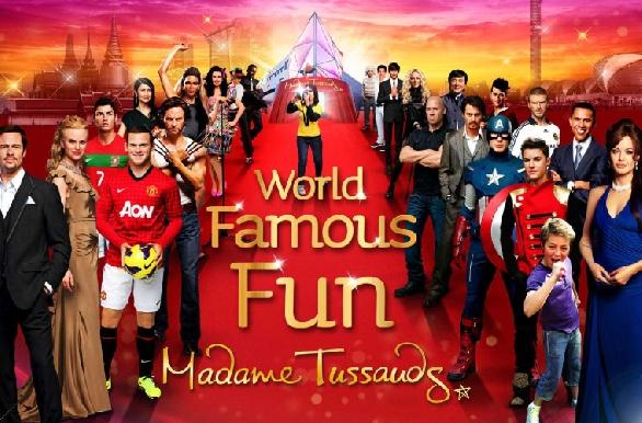 Madame Tussauds Dubai - Open Dated Tickets
