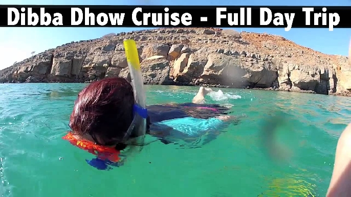 Eid Dibba Dhow Cruise Full Day Getaway Kids (AED99) & Adults (AED149)