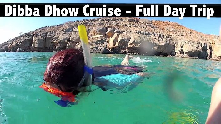 Dibba Dhow Cruise Full Day Getaway Kids (AED99) & Adults (AED149)
