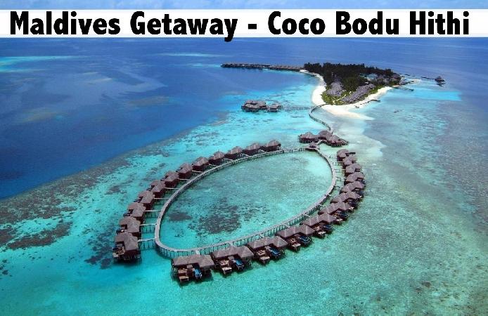 Maldives Getaway - Coco Bodu Hithi, Private Pool Villa - Half Board