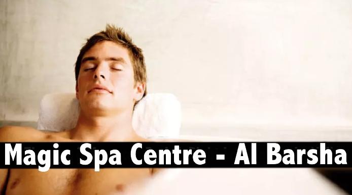 Magic Spa Centre, Al Barsha - Spa Therapy, Moroccan Bath, Jacuzzi