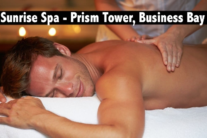 Sunrise Spa, Business Bay - 60mins Spa Therapy for AED59