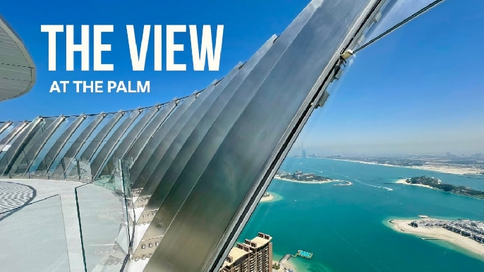 The View at the Palm Tickets for only AED89