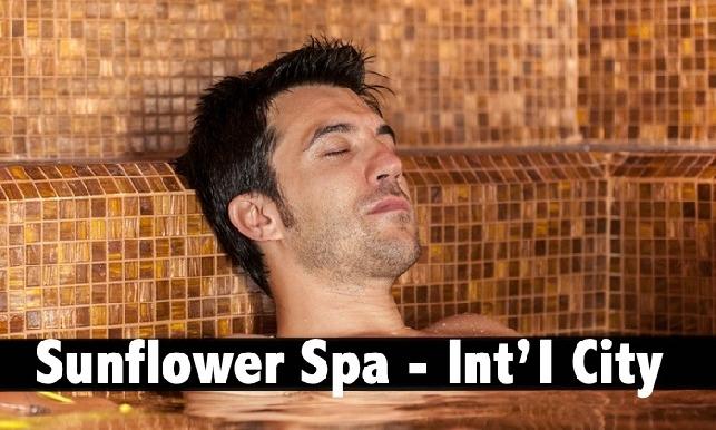 Sunflower Spa - Greece Cluster, International City
