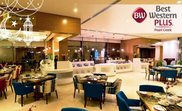 Iftar Buffet at Best Western Plus Hotel Deira for only AED49