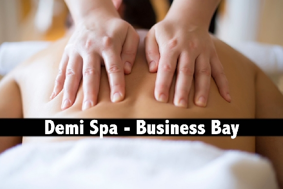 Demi Spa Business Bay - 60mins of oil relaxation therapy for AED55