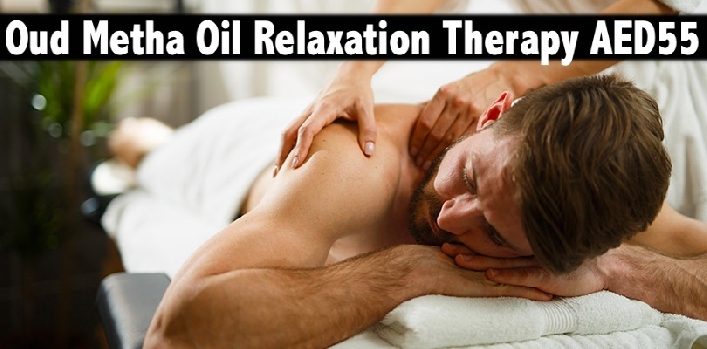 Golden Mask Spa Oud Metha - Oil Relaxation Therapy AED55