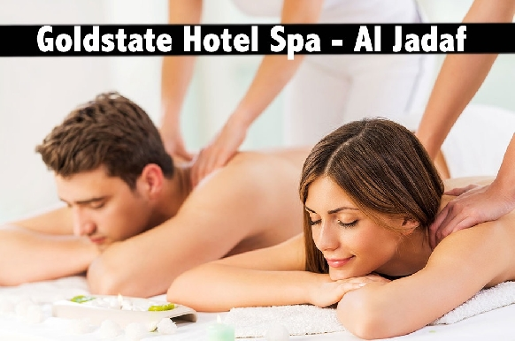 Goldstate Hotel Spa Al Jadaf - Oil Relaxation Therapy & Moroccan Bath