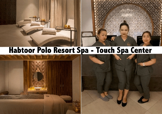 Habtoor Polo Resort Spa Packages from AED129, next to Outlet Mall
