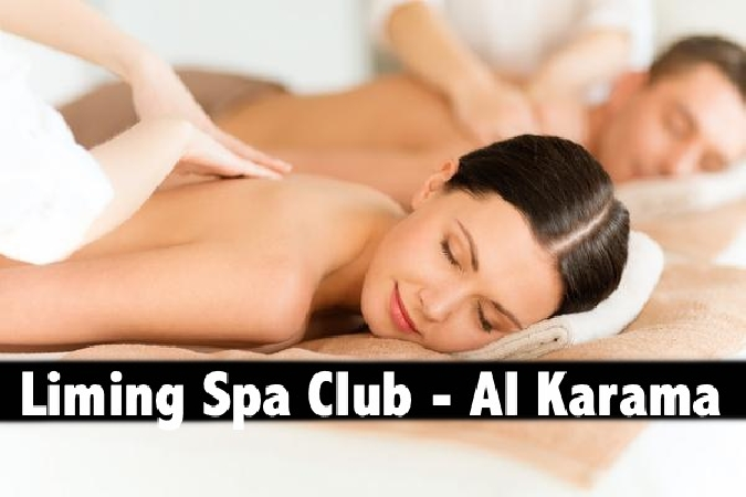 Liming Spa Club Karama - Oil Therapy, Moroccan Bath Therapy