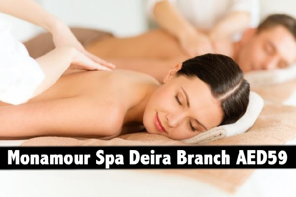Monamour Oil Relaxation Therapy for only AED59 - New Deira Branch