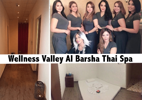 Wellness Valley VIP Thai Spa Therapy Al Barsha from only AED129