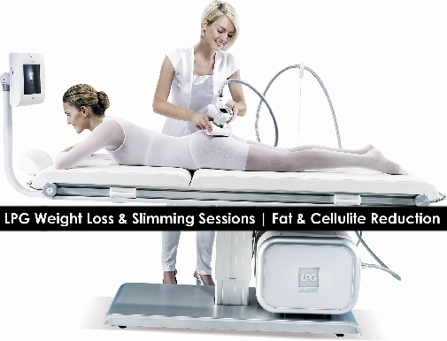 Wow Offer - 10 LPG Slimming Sessions for only AED799 in Jumeirah