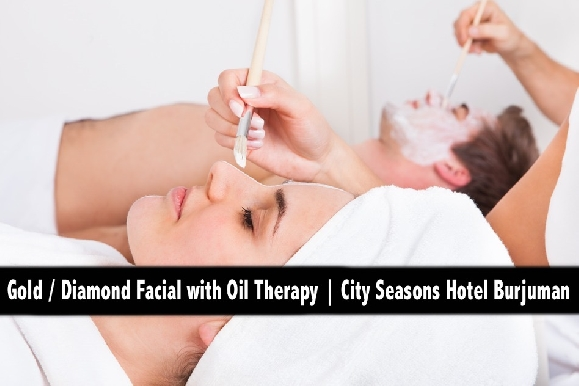 City Seasons Hotel Burjuman - Gold / Diamond Facial & Thai, Russain Therapy