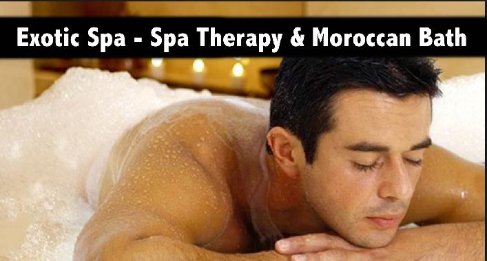 Royal Spa 90mins Oil Therapy & Moroccan Bath Packages - Al Karama