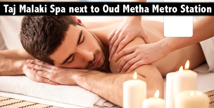 Taj Malaki Spa next to Oud Metha Metro - 60mins Oil Relaxation Therapy AED69