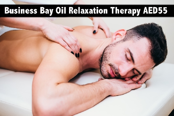 4 Hands Oil Relaxation Therapy in Business Bay - Happy Bay Spa