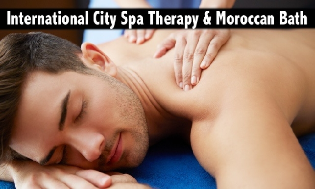 Golden Touch Spa International City - Oil Therapy & Moroccan Bath