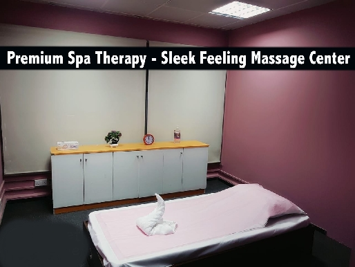 Premium Spa Therapy Session at the brand new Sleek Feeling Spa