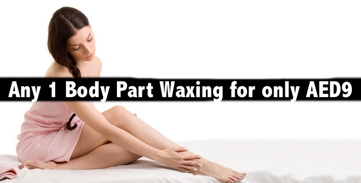 AED9 Waxing (Any 1 Body Part Waxing) - Aura Australian Beauty Center
