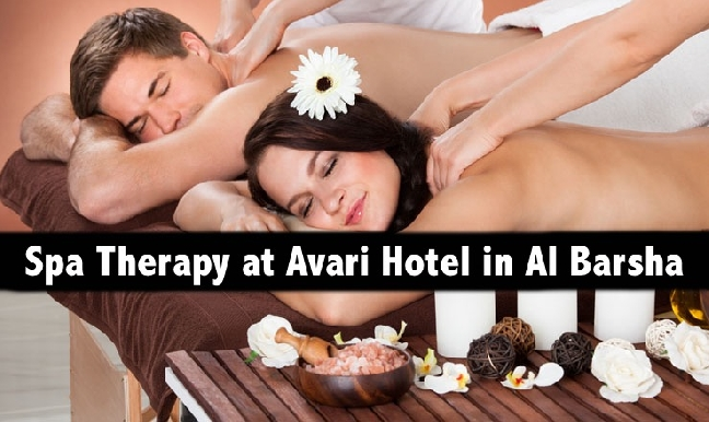 Avari Hotel Spa 60mins Oil & Lotion Therapy with Jacuzzi in Al Barsha