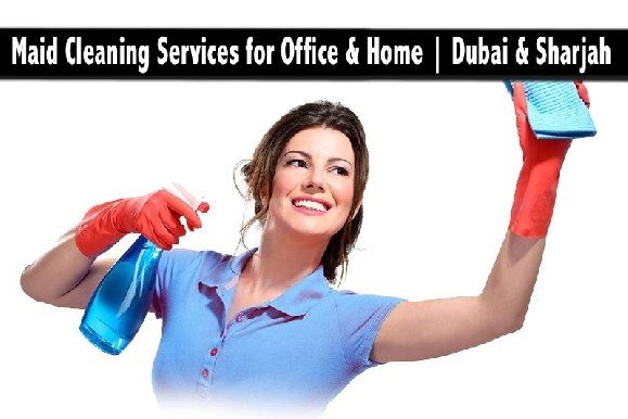 Maid Cleaning Services for Office & Home | Dubai & Sharjah from AED89