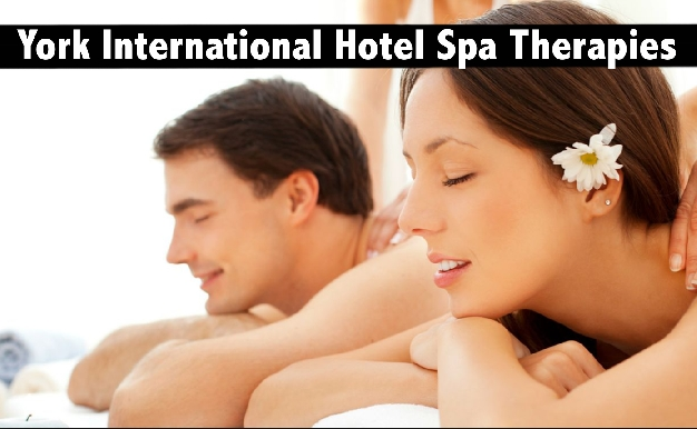 York International Hotel Spa - 60mins Arabic & Thai Oil Relaxation Therapies