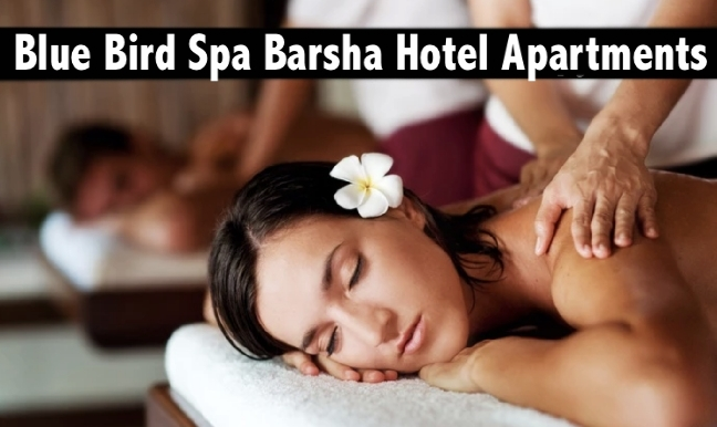 Al Barsha Hotel Apartments Spa Therapy Session AED69 - Blue Bird Spa