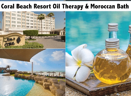 Coral Beach Resort Sharjah - Spa Therapy & Moroccan Bath Therapies