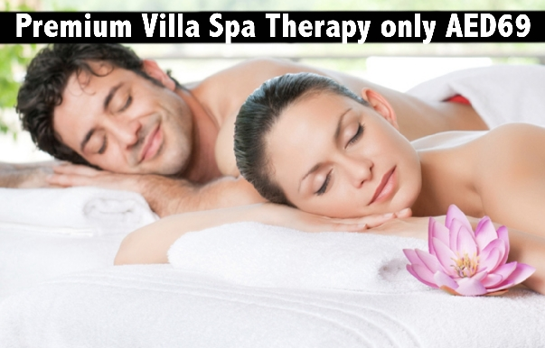 1 Day Offer - RG Villa VIP Thai Relaxation Spa Therapy for only AED69