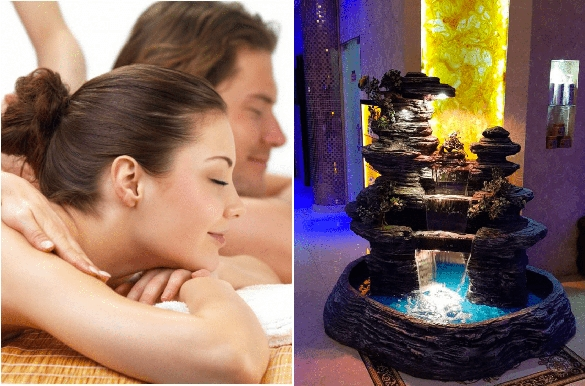 Arabic or Thai RG Villa Premium Oil Relaxation Therapy or Moroccan Bath