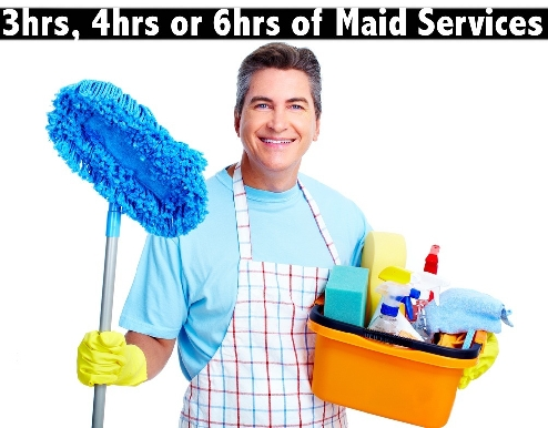 Maid Cleaning Services for Office & Home in Dubai from AED79