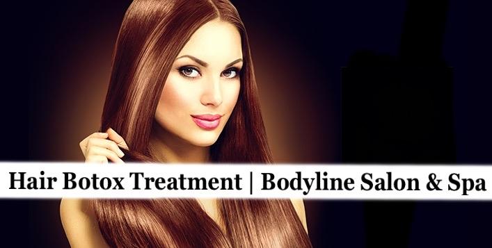 Hair Botox Treatment for any Hair Length* at Bodyline Salon - 2nd Dec St.