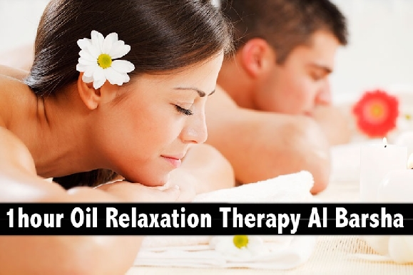 Al Barsha 60mins Oil Relaxation Therapy for AED65 - Wellness Spa